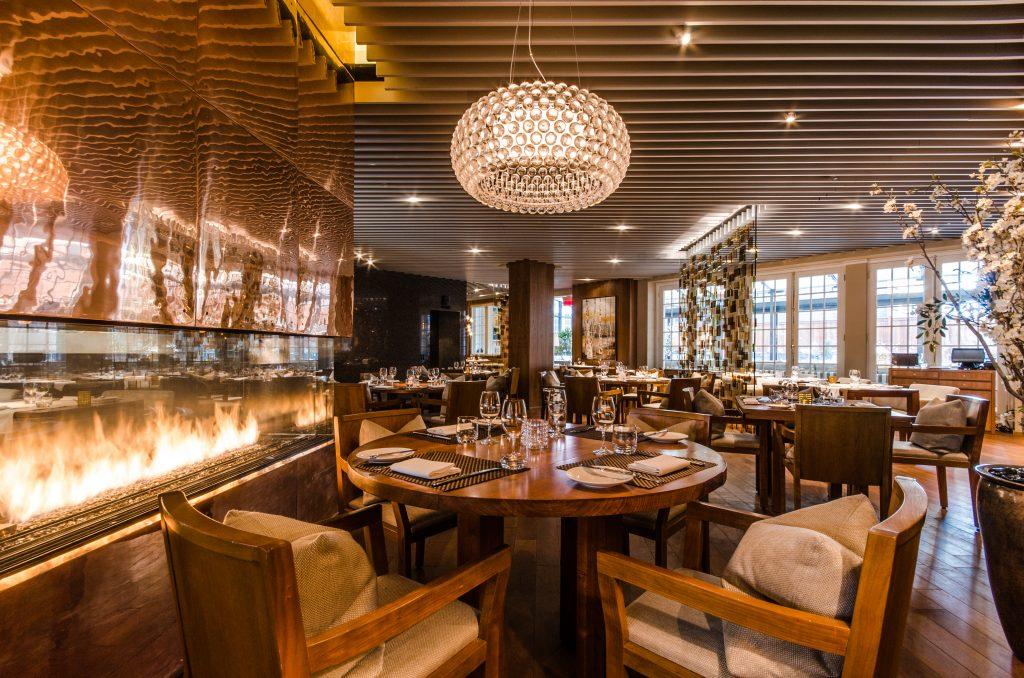 Nos top 10 meilleurs endroits pour f ter la veille de no l for Salle a manger montreal restaurant