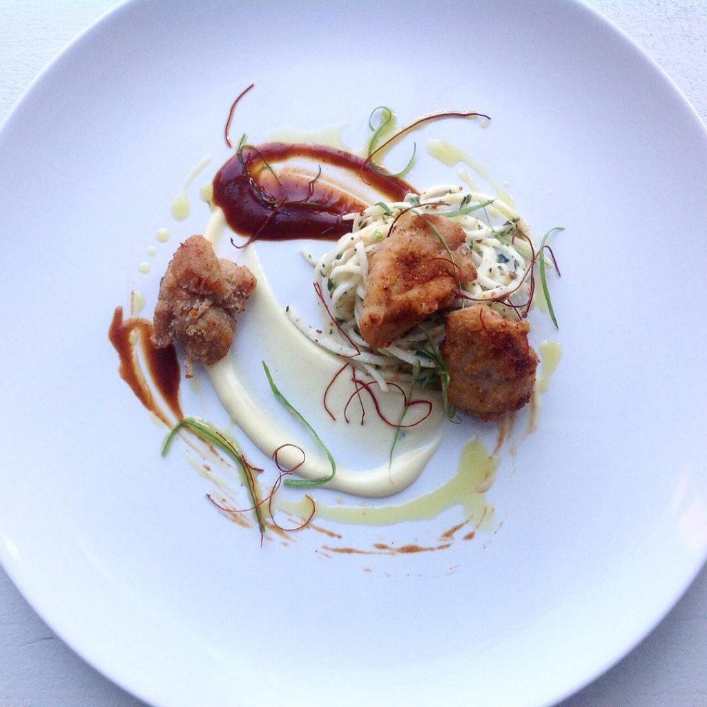 Photo : Facebook du restaurant Chambre à part
