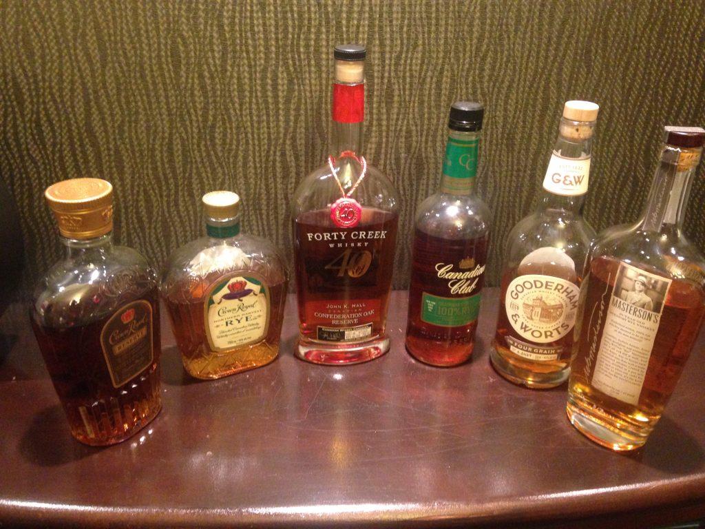 _2 photo de tous les whiskies il y en a 6