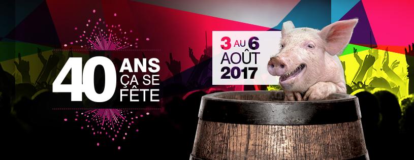 Photo : Page Facebook Festival du Cochon