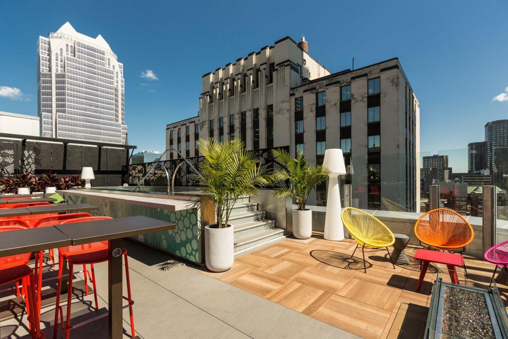 Courtoisie photo : Hotel Renaissance Montreal