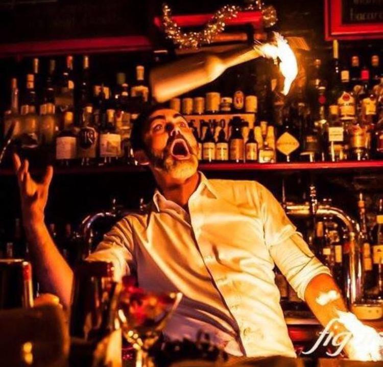 Photo prise sur l'Instagram du Bar Le LAB