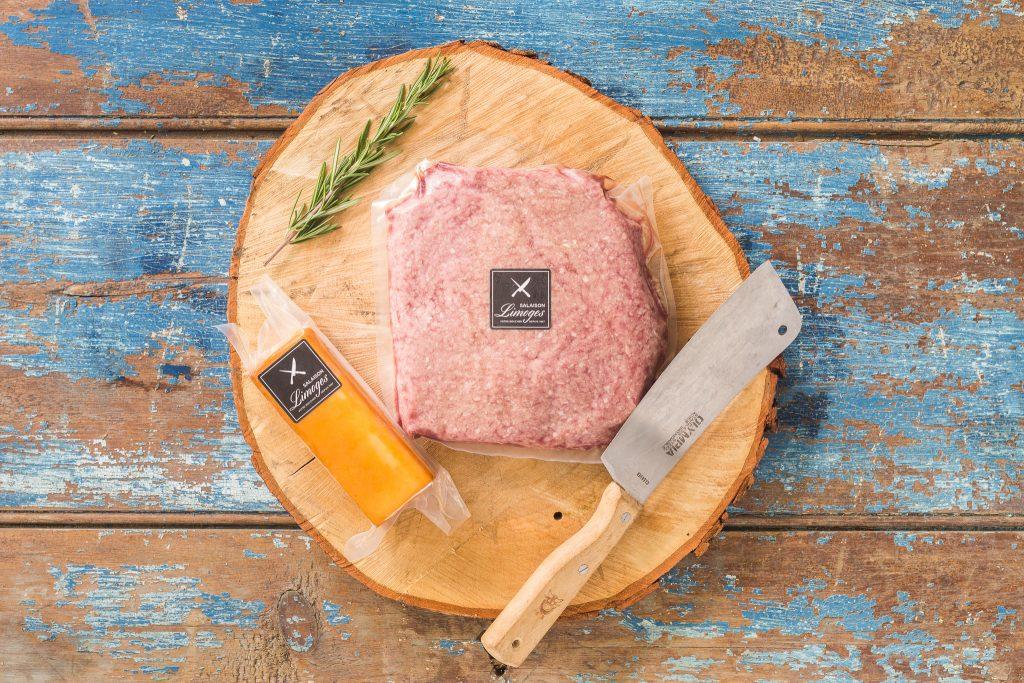 _photo produits viande et fromage Limoges