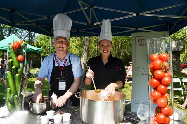 Photo prise du site internet du Festival de la Soupe
