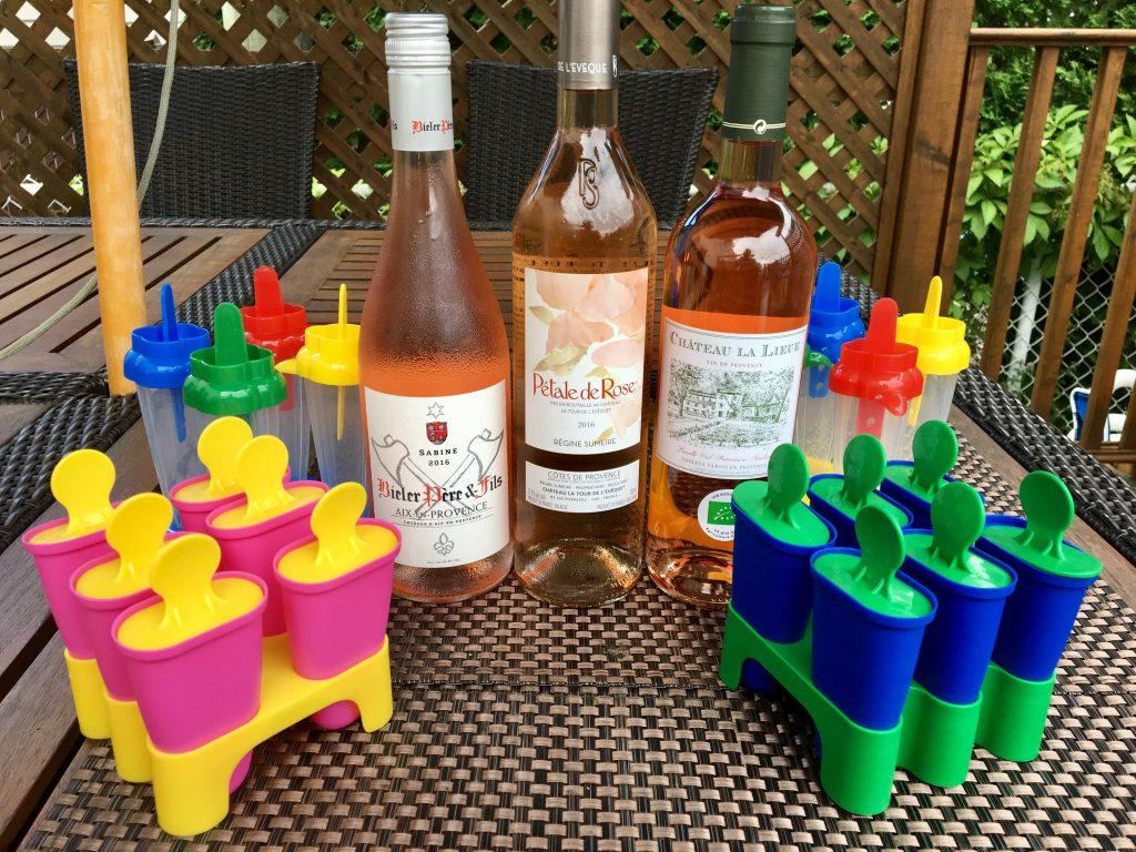 _vins rosés et pops la bonne