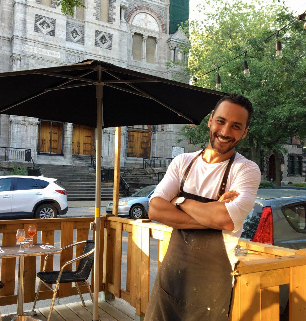 _photo Hakim chef