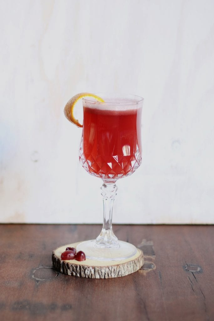 _photo Red Wax Cocktail seul