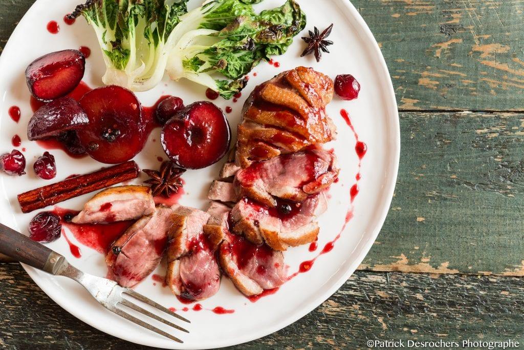 _Photo recette de canard
