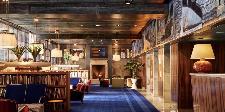 photo hall d'hotel