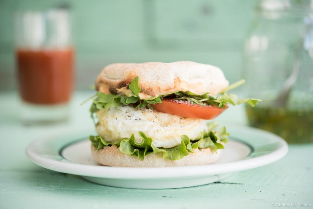_Photo Burnbrae sandwich avec galette blancs d'oeufs
