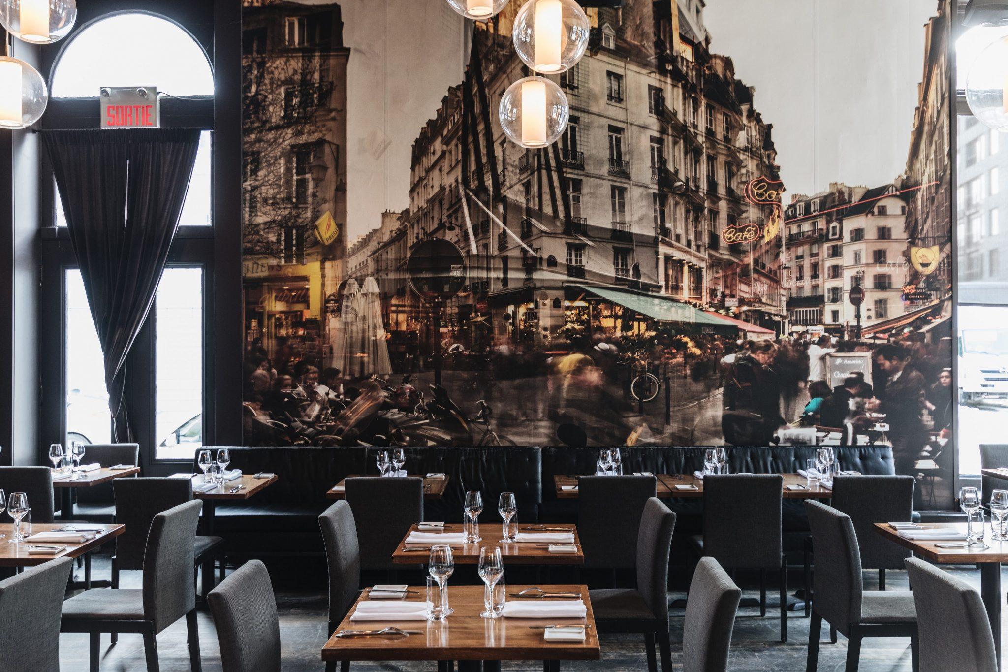Photo courtoisie : restaurant Les 400 coups
