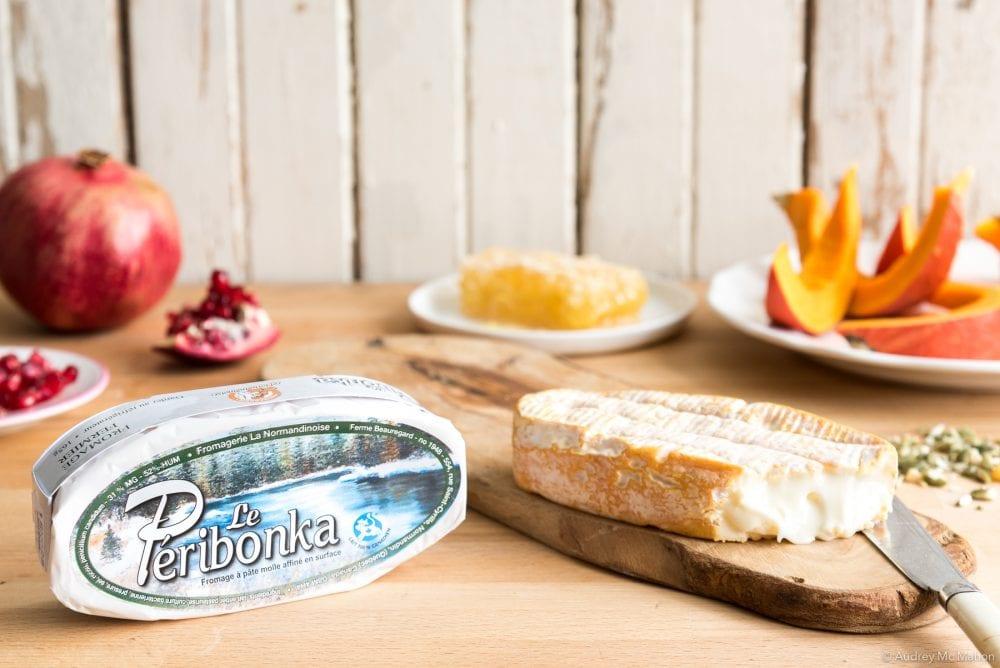 Photo fromage emballage le Peribonka