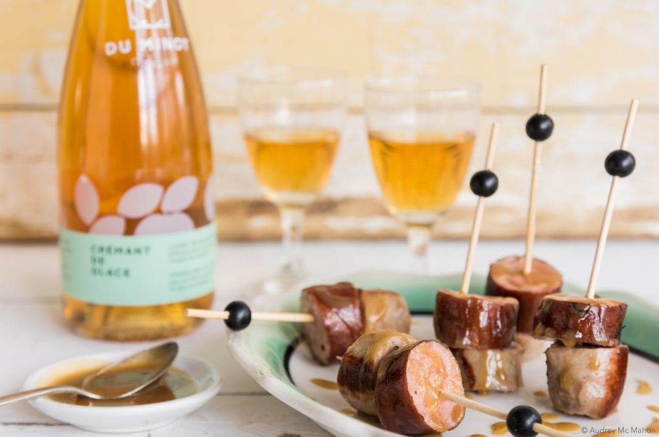 Photo Cidrerie du Minot Accord saucisses J Walter