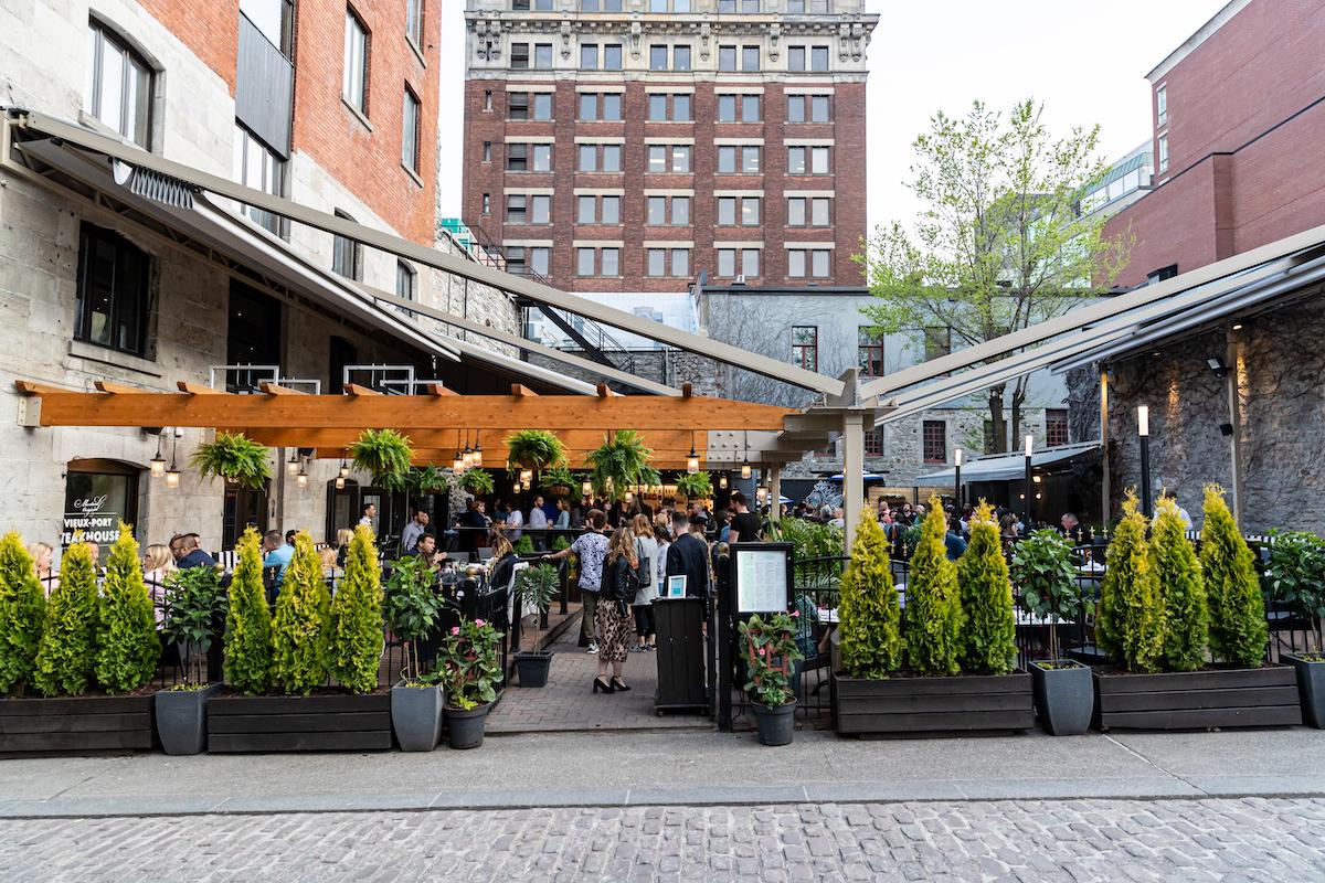 Top 20 Des Plus Belles Terrasses De Montréal Le Carnet De Mc